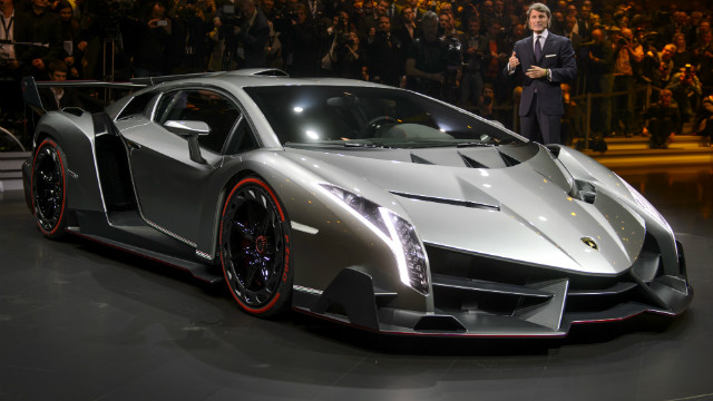 Lamborghini sales still in the fast lane