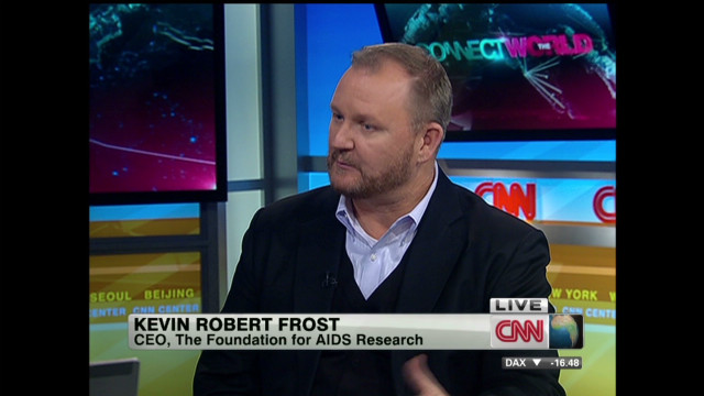 AmfAR CEO discusses toddler's HIV 'cure'