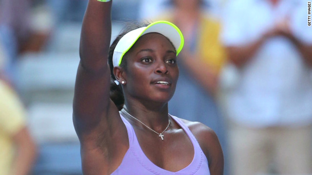 Sloane Stephens hoping for patience