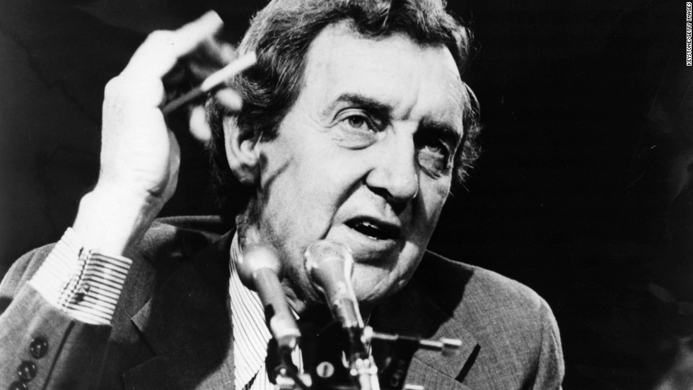 "<strong>Fake letters:</strong> Sen. Edmund Muskie of Maine, running for president, was expected to do well in the 1972 Democratic primary in neighboring New Hampshire. But the Manchester Union-Leader published a letter alleging that Muskie condoned the use of the term ""Canuck,"" a derogatory term used against French-Canadians. Muskie denied the charge but still suffered at the polls in the early primary, which doomed his chances. The Washington Post later reported that the letter was a hoax and was probably written by Ken Clawson, deputy White House communications director in the Nixon administration."