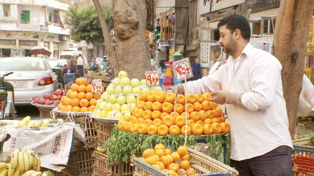 Egypt struggles with food crisis