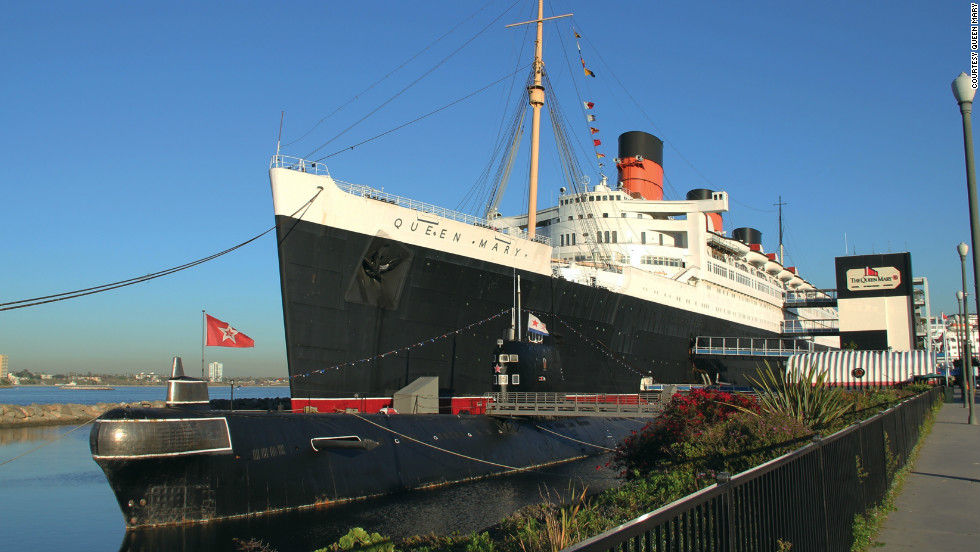 "The Queen Mary set a new benchmark in transatlantic travel when she was launched in 1936. ""She possesses an almost tangible magic. Captain Jones would often say  the Queen Mary is the closest thing to a livin' bein' that he ever commanded -- she even breathes,"" Commodore and maritime historian, Everette Hoard, said."