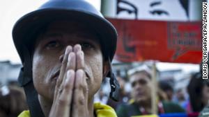 Venezuelans remember Hugo Chavez