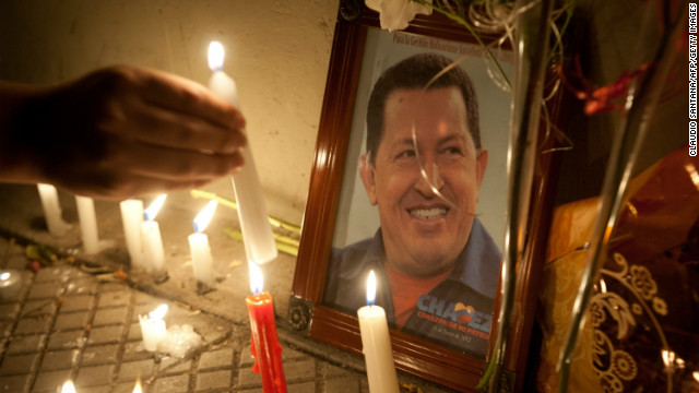 Venezuelans remember Hugo Chavez