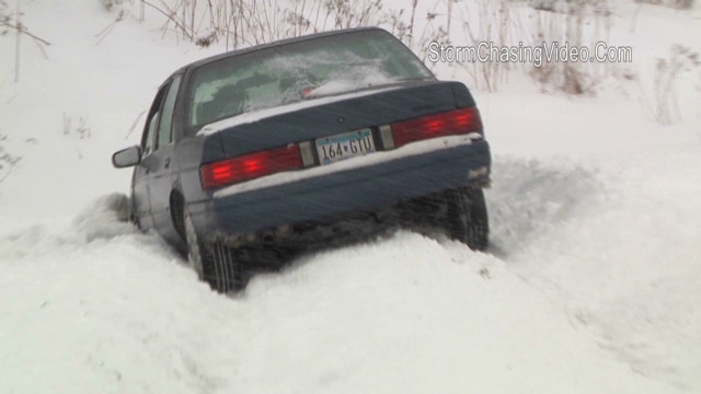 Snow wallops the Midwest