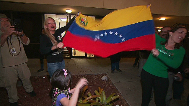 Venezuelans see hope post-Chavez