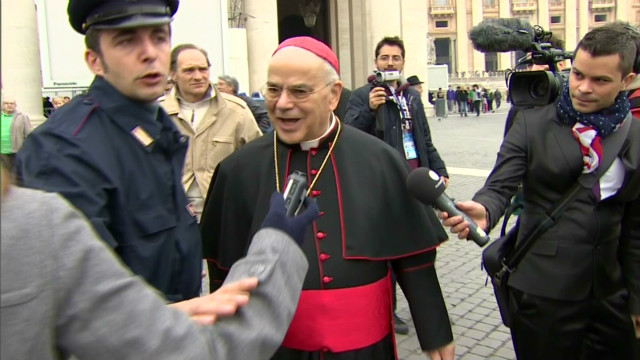 Cardinals make plans for conclave
