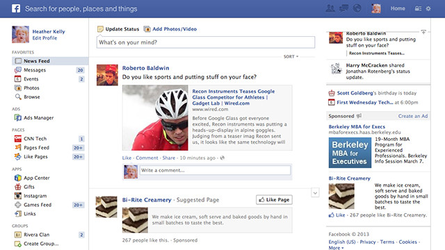 What to expect from Facebook's new look