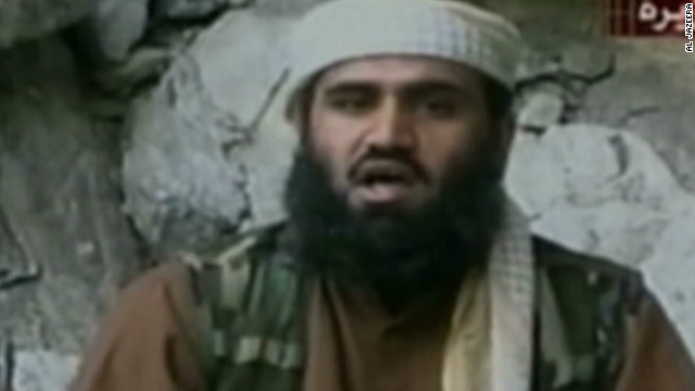 Bin Laden's son-in-law held in New York