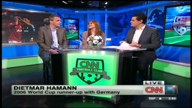 CNN Football Club: Nani's controversial red