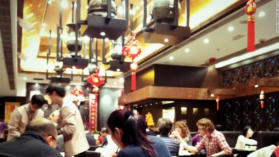 """Wake up with a bowl of rice porridge at this Happy Valley institution -- and pair it with an order of fabulously crisp youtiao (Chinese crullers). <a href=""""http://www.tasty.com.hk"""" target=""""_blank"""">tasty.com.hk</a>. $"""