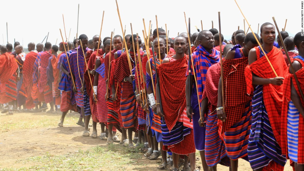 The Maasai have been t...