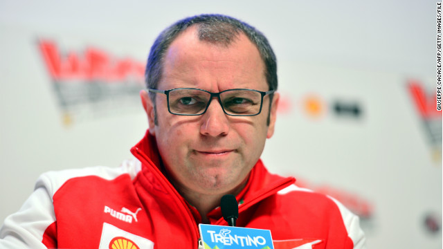 Stefano Domenicali wants Ferrari to challenge for a first drivers' title since 2007.