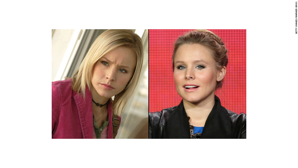 "Since playing series star Veronica Mars, Kristen Bell has appeared in TV shows like ""Heroes"" and  ""House of Lies,"" along with lending her voice to ""Gossip Girl"" for six seasons. On the big screen she had a standout role in ""Forgetting Sarah Marshall,"" and earned her first major blockbuster with the animated movie ""Frozen."""