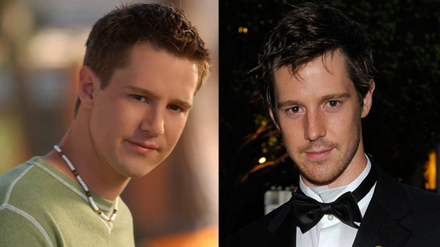 Jason Dohring played Veronica Mars's troubled on-again/off-again boyfriend, bad boy Logan.