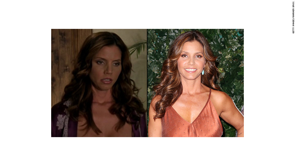 "Charisma Carpenter was known to audiences for playing Cordelia on ""Buffy the Vampire Slayer"" and ""Angel"" before she became Dick Casablancas' stepmother, Kendall. She has since had recurring roles on ABC Family's now-defunct ""Greek"" and ""The Lying Game."""