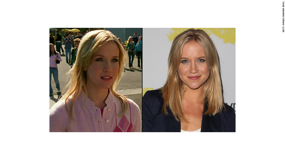 "Jessy Schram has been all over the small screen since playing Hannah Griffith. She has starred on ""Falling Skies,"" ""Last Resort"" and played ""Once Upon a Time's"" Cinderella."