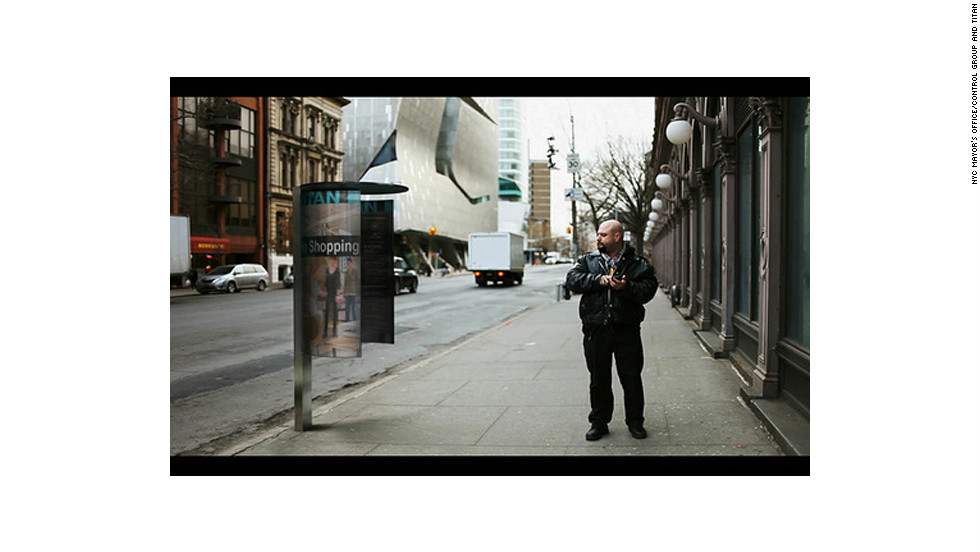 "One of six finalists in New York's Reinvent Payphones contest, the ""NYC I/O"" phone booth aims to provide an open, urban-scale computing platform which provides access to real time data on important local information and civic events."