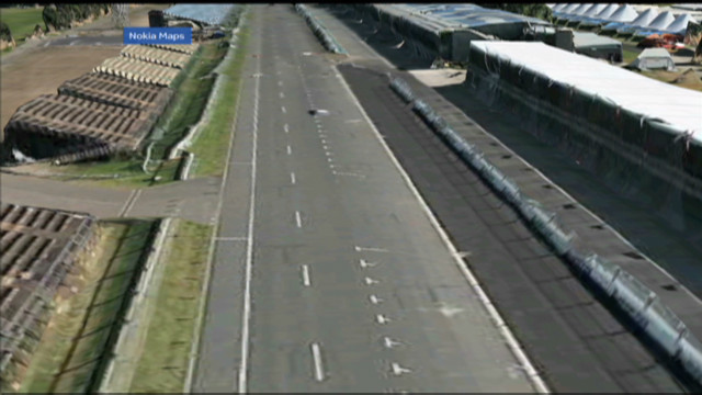 Australian GP:  Albert Park flyover