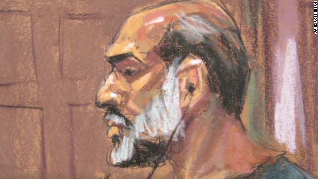 Bin Laden's son-in-law pleads not guilty