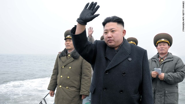 Why is North Korea cooling it?