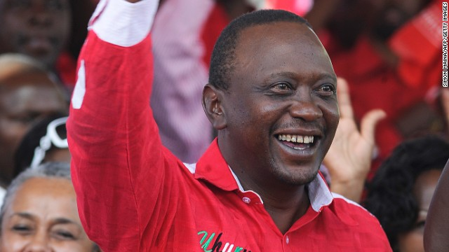 High stakes for Kenya's new president