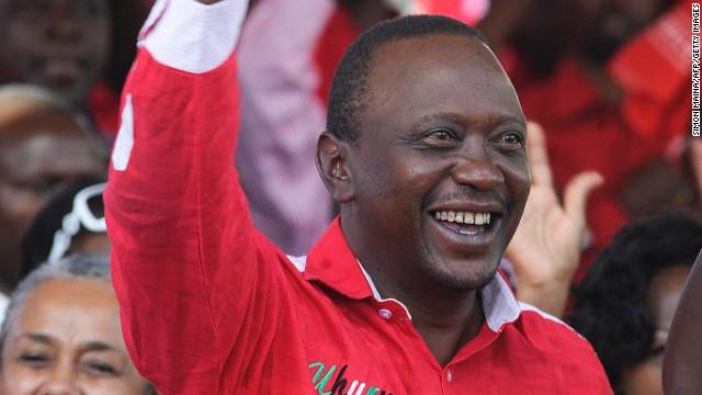 High stakes for Kenya's new president