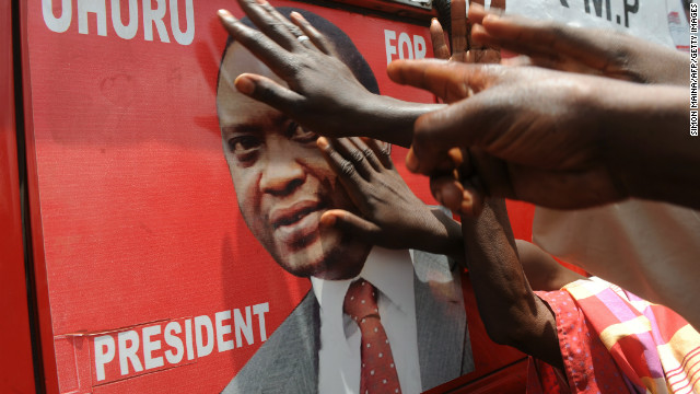 Kenya's election outcome challenged