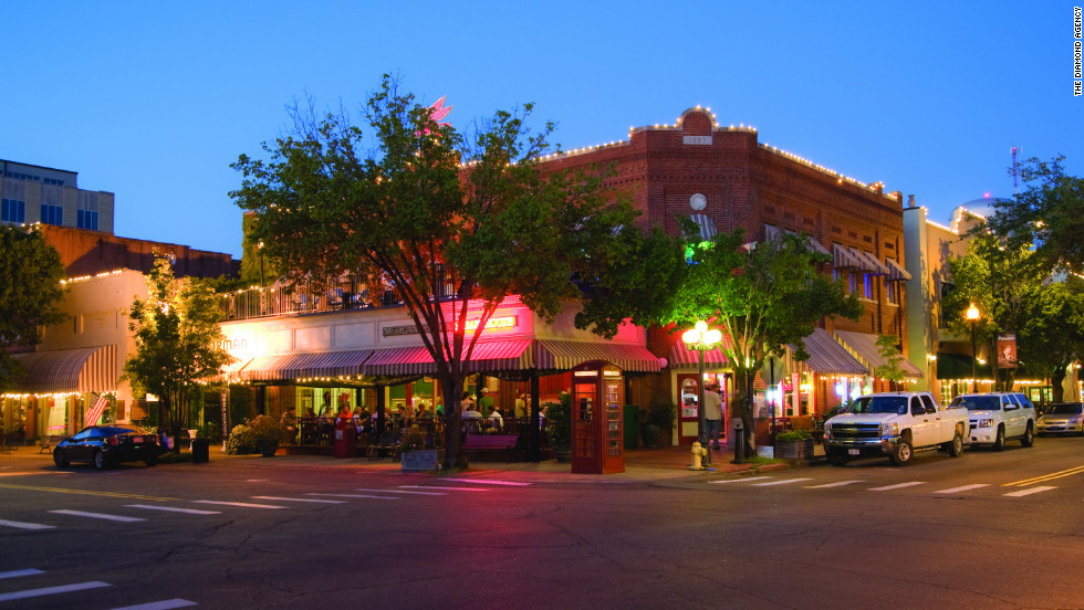 "Thanks to a huge civic mobilization, El Dorado has recouped its reputation as ""the pride of south Arkansas."" The once desolate downtown is now lined with more than 65 shops."
