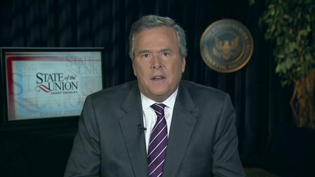 Bush on Sen. Rand Paul's filibuster