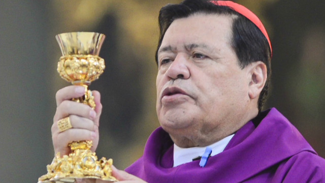 Mexican prelate accused of coverup