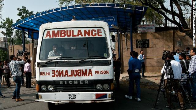 Rape suspect dead: Suicide or foul play?