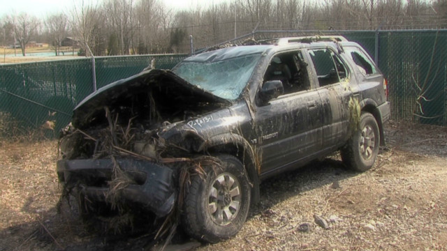 Six teens killed in Ohio SUV crash