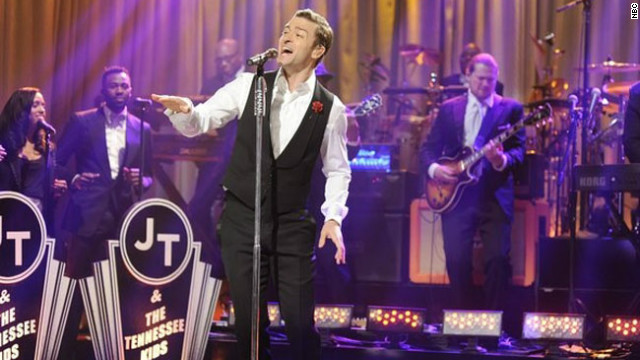 "Justin Timberlake was voted the best host of the 2012-2013 season of ""Saturday Night Live"" by EW.com readers."