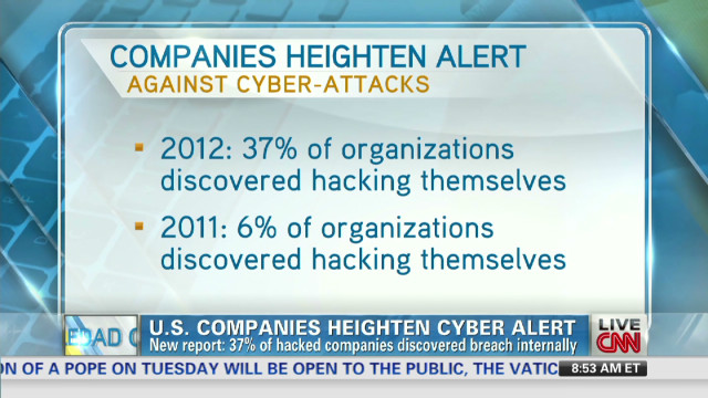 New report looks at cyber attack threats