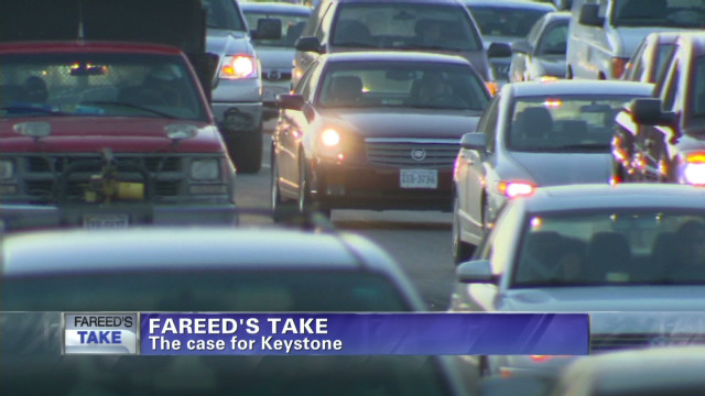 Fareed's Take: The case for Keystone