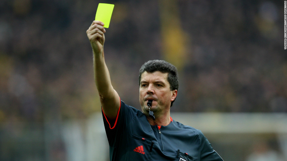 referee deutsch