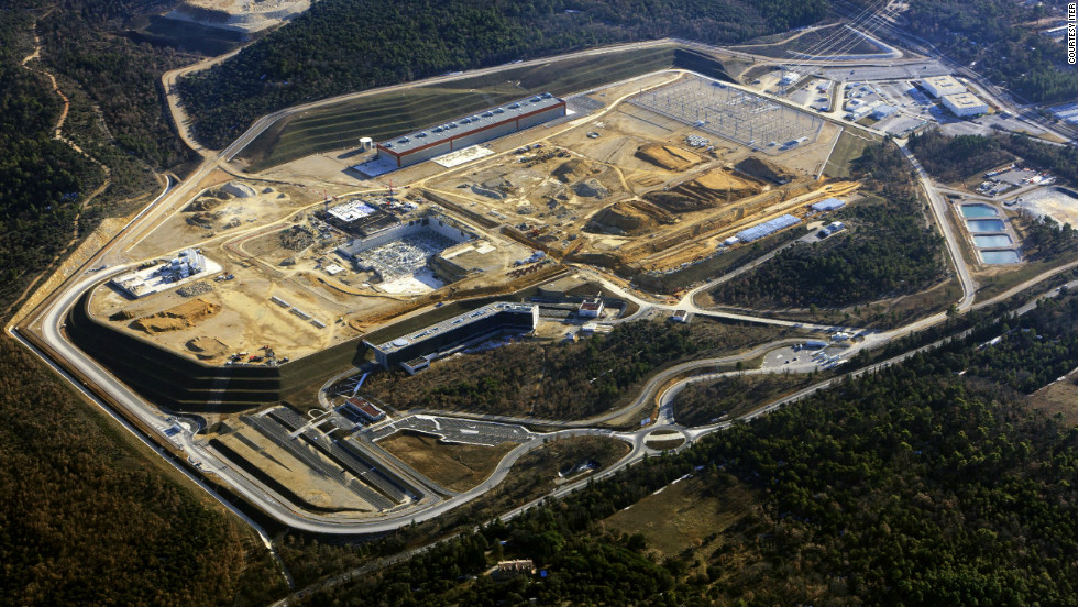 "Will this fusion facility being built in southern France help solve our energy problems in the years ahead? Scientists like Steven Cowley, director of the UK's Culham Center for Fusion Energy, think that research at <a href=""http://www.iter.org/"" target=""_blank"">ITER</a> (pictured) could result in abundant, low-carbon energy in the future."
