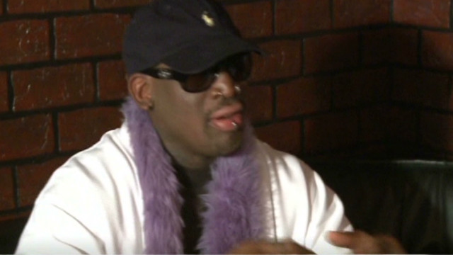 Rodman: I'm going back to North Korea