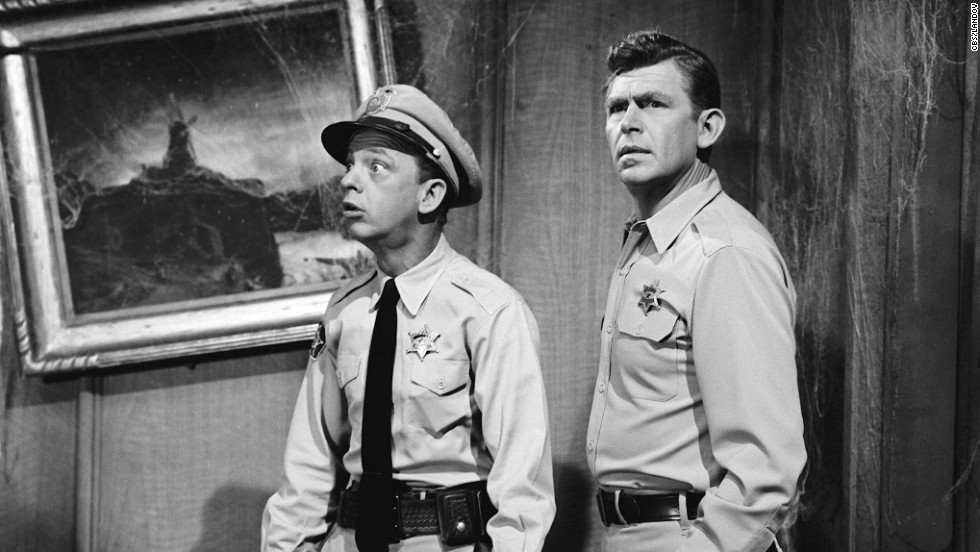 "Don Knotts played Barney Fife on ""The Andy Griffith Show."" Despite the occasional gaffe, the deputy sheriff was always there for Andy and Opie."