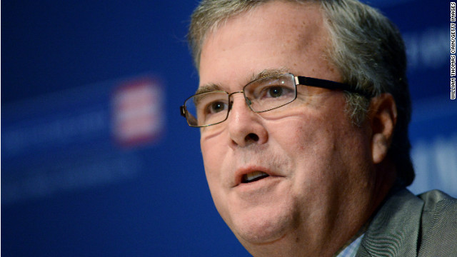 Jeb Bush compares GOP to mullets