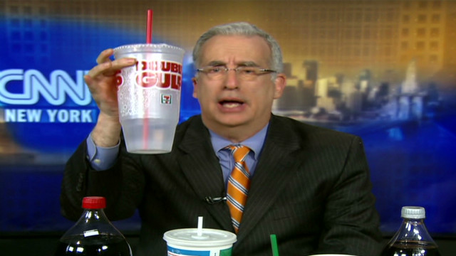 New York's big drink debate