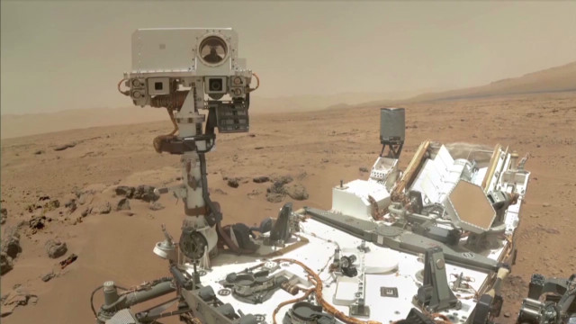 NASA: Mars could have supported life