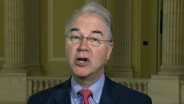 Rep. Price: GOP budget 'a better way'