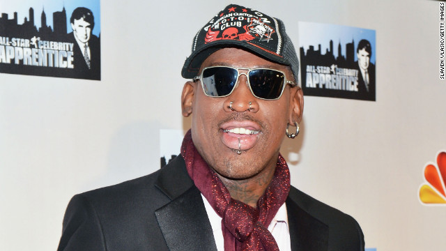 Dennis Rodman to see 'my friend Kim'