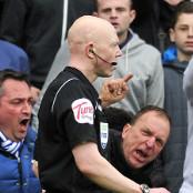 referee abuse
