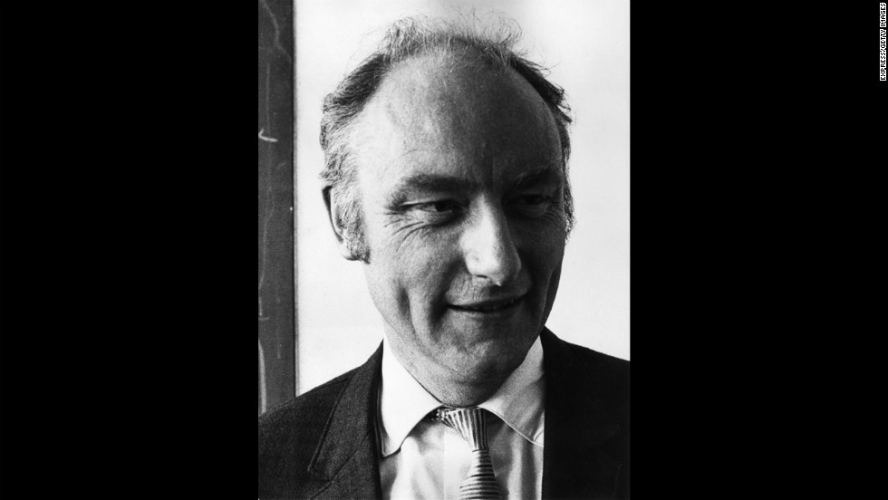 Francis Crick -- The British scientist co-discovered the structure of DNA with partner James Watson.