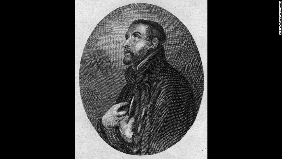 St. Francis Xavier, a 16th-century missionary, co-founded the Society of Jesus. Countless Catholic schools and universities are named after him.