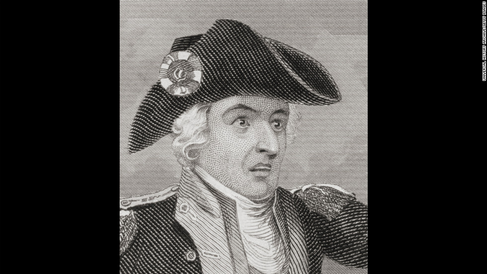 """Francis Marion -- The """"Swamp Fox"""" led the Continental Army in South Carolina during the Revolutionary War."""