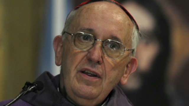 2013: Who is Pope Francis?